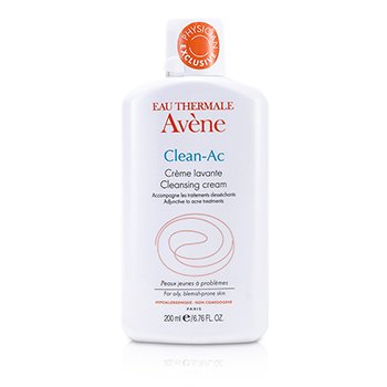 AveneClean-AC Cleansing Cream (For Oily, Blemish-Prone Skin) 200ml/6.76oz