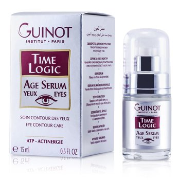 GuinotTime Logic Age Serum Yeux 15ml/0.5oz