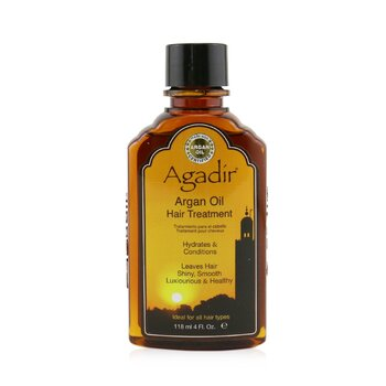 Hydrates & Conditions Hair Treatment Agadir Argan Oil Hydrates & Conditions Hair Treatment 118ml/4oz