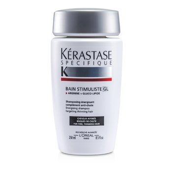 Kerastase Specifique Bain Stimuliste GL Energising Shampoo (For Fine,Thinning Hair)  250ml8.5oz