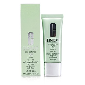 CliniqueDefensa Antienvejecimiento BB Crema SPF 30 - Shade #01 40ml/1.4oz