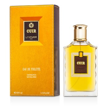 L.T.Piver Cuir Eau De Toilette Spray  100ml/3.3oz