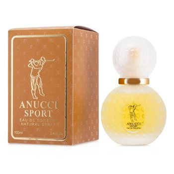 Anucci Sport Eau De Toilette Spray  100ml/3.4oz