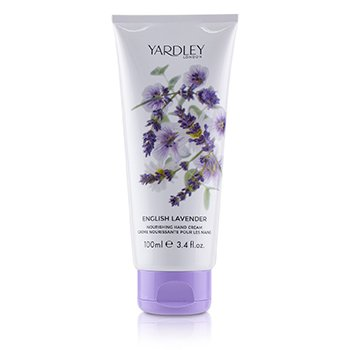 Yardley English Lavender Nourishing Hand & Nail Cream  100ml/3.4oz
