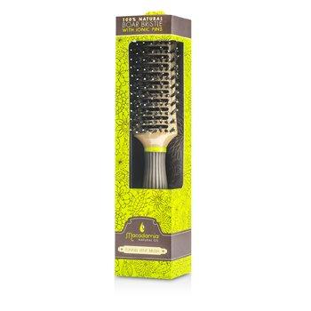Macadamia Natural OilBoar/Nylon Tunnel Vent Brush 1pc