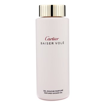 CartierBaiser Vole Perfumed Shower Gel 200ml/6.75oz