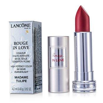 Lancome Rouge In Love Lipstick – # 156B Madame Tulipe 4.2ml/0.12oz