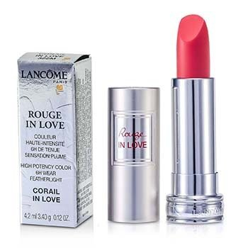 Lancome Son Rouge In Love - # 322M Corail in Love  4.2ml/0.12oz