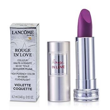 Lancome Rouge In Love Pintalabios - # 381B Violette Coquette  4.2ml/0.12oz