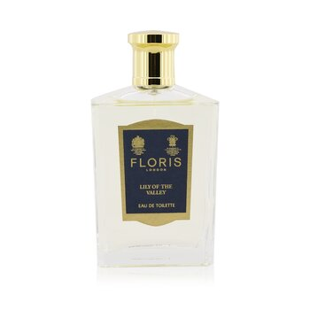 Floris Lily Of The Valley Eau De Toilette Spray  100ml/3.4oz