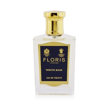 FlorisWhite Rose Eau De Toilette Spray 50ml/1.7oz