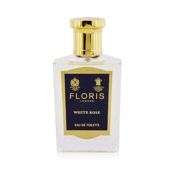 Floris White Rose Eau De Toilette Spray  50ml/1.7oz