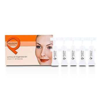 Pevonia BotanicaLuminous & Oxygenated Skin (Salon Size) 5x5ml/0.17oz