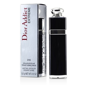 Christian DiorDior Addict Be Iconic Extreme Pintalabios Brillo Radiante Color de Labios Duradero3.5g/0.12oz