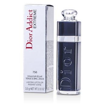 Christian DiorDior Addict Be Iconic Extreme Lasting Lipcolor Radiant Shine Lipstick - # 756 Fireworks 3.5g/0.12oz