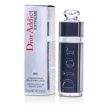 Christian Dior Dior Addict Be Iconic Extreme Lasting Lipcolor Radiant Shine Lipstick - # 866 Paparazzi 3.5g/0.12oz