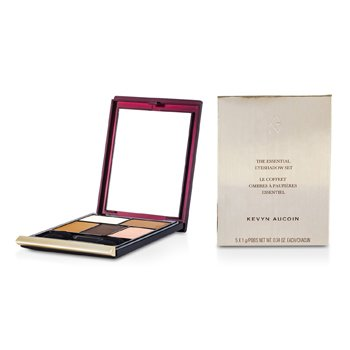 Kevyn Aucoin The Essential Set Sombras Ojos - Palette #1  1g/0.04oz