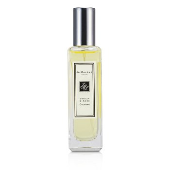 Jo Malone Vanilla & Anise Cologne Spray (Originally Without Box)  30ml/1oz