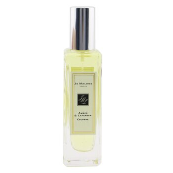 Jo Malone Amber & Lavender Cologne Spray (Originally Without Box)  30ml/1oz