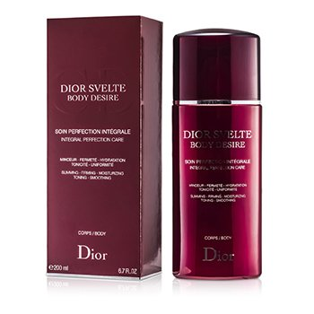 Christian Dior Dior Svelte Body Desire Совершенствующее Средство для Тела 200ml/6.7oz