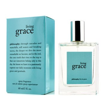 PhilosophyLiving Grace Eau De Toilette Spray 60ml/2oz