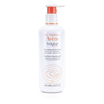 Avene Trixera+ Selectiose Emollient Cleansing Gel (For Severely Dry Sensitive Skin)  400ml/13.52oz