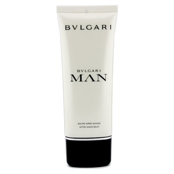Bvlgari Man After Shave Balm 100ml/3.4oz  men Aftershave