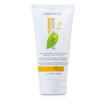 MatrixBiolage Smooththerapie Deep Smoothing Leave In Cream (For Unruly, Frizzy Hair) 150ml/5.1oz