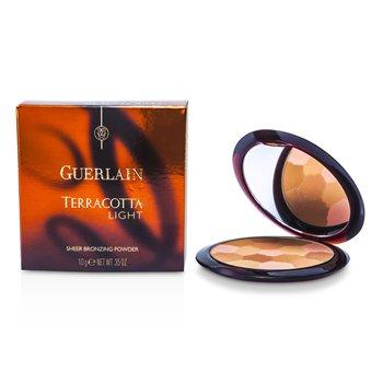 Guerlain پ��� ����� ک���� ���� Terracotta Light - ����� 02 ����� (���� ���ی ��ی�)  10g/0.35oz