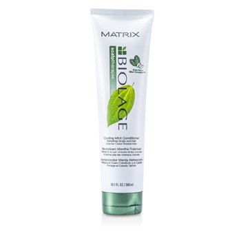 MatrixBiolage Scalptherapie Cooling Mint Conditioner (Refreshes Scalp and Hair) 300ml/10.1oz