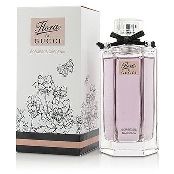 Gucci Flora by Gucci Gorgeous Gardenia Eau De Toilette Spray  100ml/3.3oz