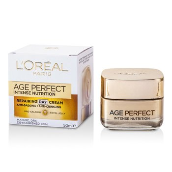 L'OrealCreme diurno Dermo-Expertise Age Perfect Intense Nutrition Repairing Day Cream 50ml/1.7oz