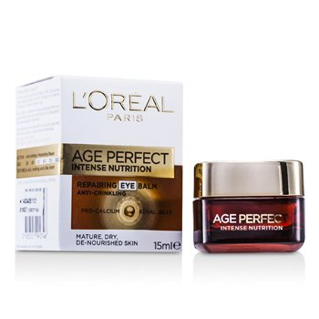 L'OrealCreme p/ olhos Dermo-Expertise Age Perfect Intense Nutrition Repairing Eye Balm 15ml/0.5oz