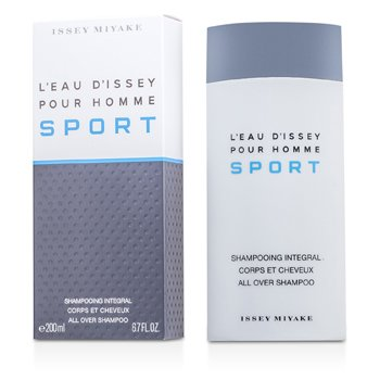 Issey Miyake L'Eau d'Issey Pour Homme Sport All Over Shampoo  200ml/6.7oz