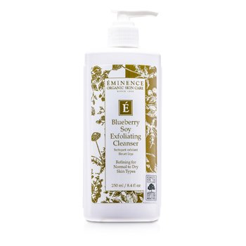 EminenceBlueberry Soy Exfoliating Cleanser 250ml/8.4oz