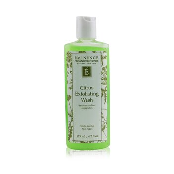 EminenceCitrus Exfoliating Wash (Oily to Normal Skin) 125ml/4oz