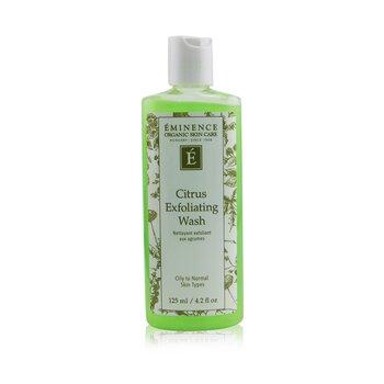 EminenceCitrus Exfoliating Wash (Oily to Normal Skin) 125ml/4oz