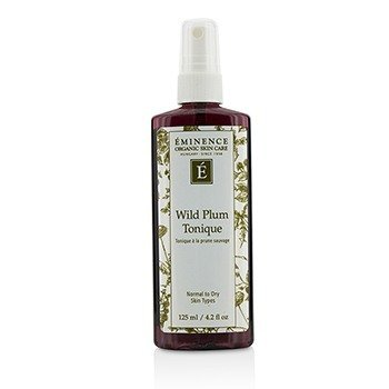 EminenceWild Plum Tonique (Normal to Dry Skin) 125ml/4oz