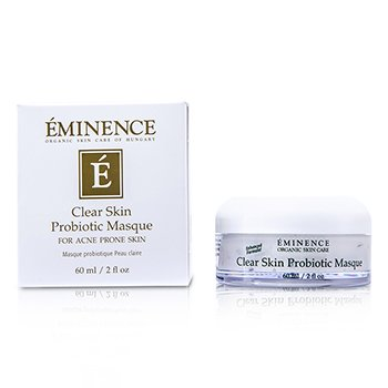 Eminence Clear Skin Probiotic Masque - For Acne Prone Skin 60ml/2oz