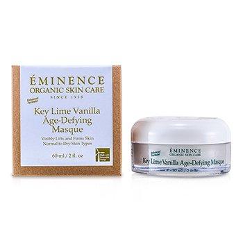 Eminence Key Lime Vanilla Age-Defying Mascarilla Antienvejecimiento (Piel normal a Seca)  60ml/2oz