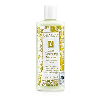 Eminence Lime Cleansing Masque  125ml/4oz