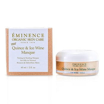 Eminence Quince & Ice Wine Mascarilla (Piel Grasa a Normal)  60ml/2oz
