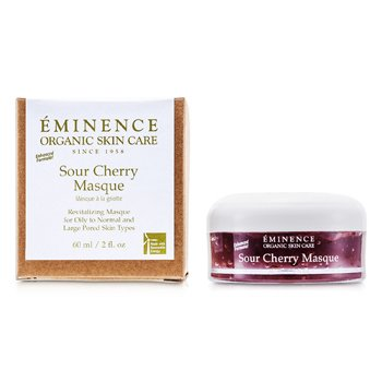 Eminence Sour Cherry Mascarilla (Piel Normal y Poros grandes)  60ml/2oz