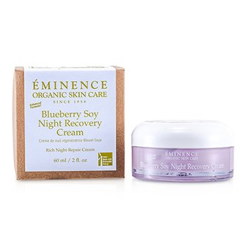 EminenceBlueberry Crema Recuperadora noche Soja 60ml/2oz