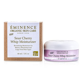 EminenceSour Cherry Whip Moisturizer (Mature, Dehydrated & Large Pored Skin) 60ml/2oz