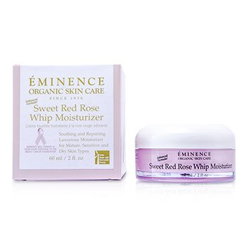 Eminence Sweet Red Rose Whip Moisturizer (Mature  Sensitive & Dry Skin) 60ml/2oz