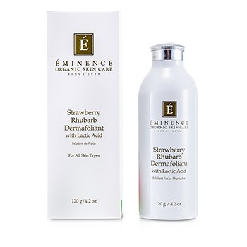 EminenceStrawberry Rhubarb Dermafoliant 120g/4.2oz