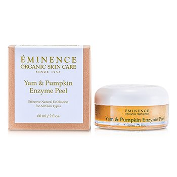 Eminence Yam & Pumpkin Enzyme Peel  60ml/2oz