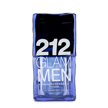 Carolina Herrera212 Glam Men Eau De Toilette Vaporizador 100ml/3.4oz