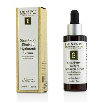 EminenceStrawberry Rhubarb Hyaluronic Serum 30ml/1oz
